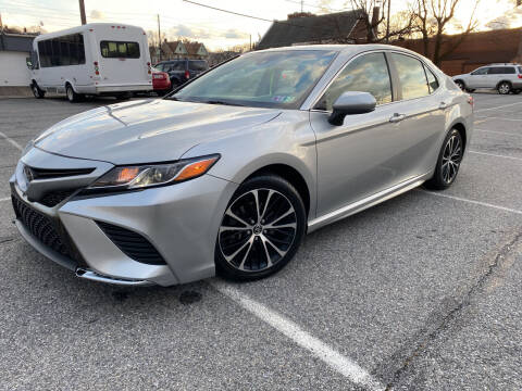 2018 Toyota Camry for sale at Capri Auto Works in Allentown PA
