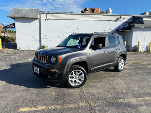 2016 Jeep Renegade for sale at Santa Motors Inc in Rochester NY