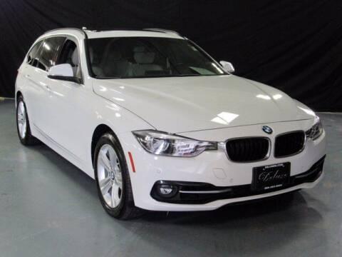 2016 BMW 3 Series for sale at DeluxeNJ.com in Linden NJ