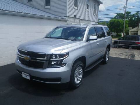 2018 Chevrolet Tahoe for sale at VICTORY AUTO in Lewistown PA