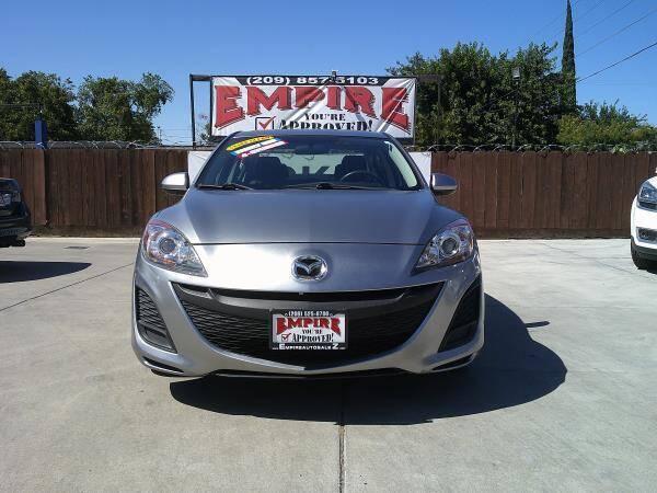 2011 Mazda MAZDA3 for sale at Empire Auto Sales in Modesto CA