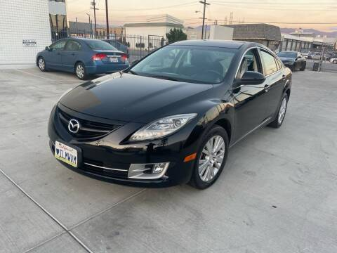 2010 Mazda MAZDA6 for sale at Galaxy of Cars in North Hollywood CA