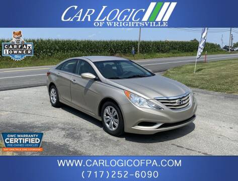 2011 Hyundai Sonata for sale at Car Logic in Wrightsville PA