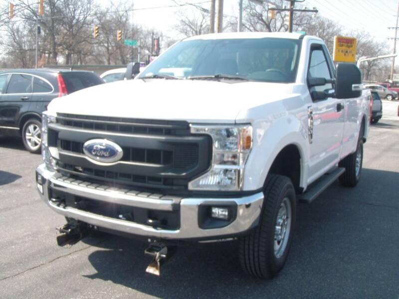 2020 Ford F-250 Super Duty for sale at Autoworks in Mishawaka IN