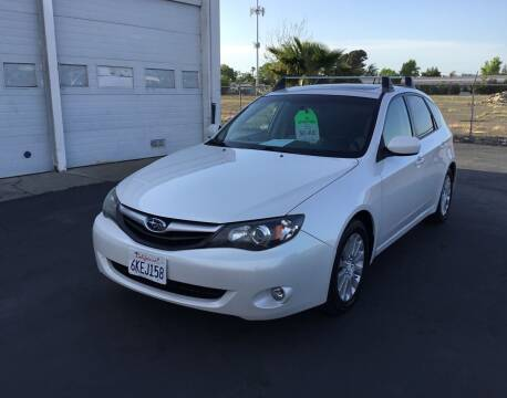 2010 Subaru Impreza for sale at My Three Sons Auto Sales in Sacramento CA
