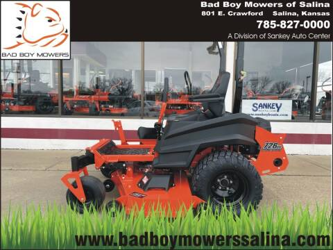Bad Boy Maverick 60  (#7153) for sale at Bad Boy Mowers Salina in Salina KS