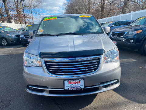 2014 Chrysler Town and Country for sale at Elmora Auto Sales in Elizabeth NJ