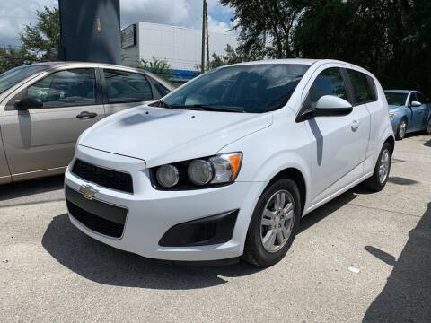 2014 Chevrolet Sonic for sale at Prime Auto Solutions in Orlando FL