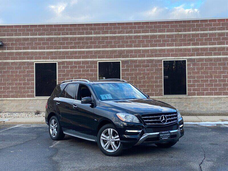 2012 Mercedes-Benz M-Class for sale at A To Z Autosports LLC in Madison WI