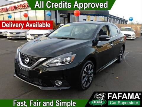 2019 Nissan Sentra for sale at FAFAMA AUTO SALES Inc in Milford MA