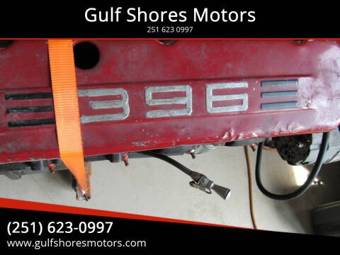 396 Engine Engine for sale at Gulf Shores Motors in Gulf Shores AL