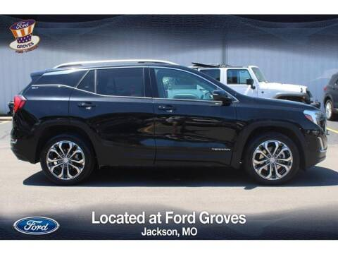 2019 GMC Terrain for sale at JACKSON FORD GROVES in Jackson MO