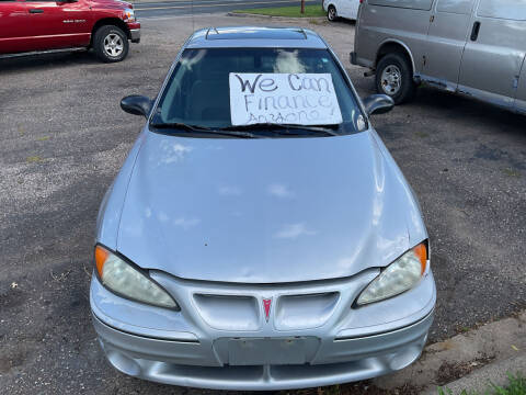 2003 Pontiac Grand Am for sale at Continental Auto Sales in White Bear Lake MN