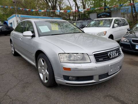 2004 Audi A8 L for sale at New Plainfield Auto Sales in Plainfield NJ