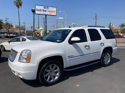 2013 GMC Yukon for sale at Pacific West Imports in Los Angeles CA