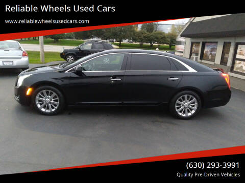2016 Cadillac XTS Pro for sale at Reliable Wheels Used Cars in West Chicago IL
