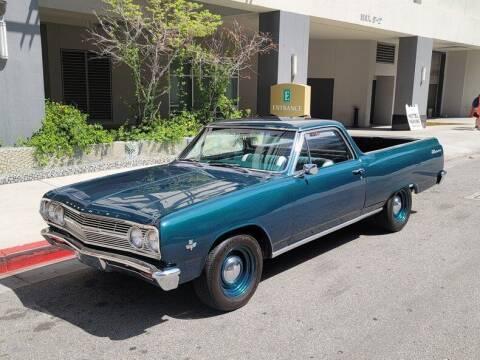1965 Chevrolet El Camino for sale at Vintage Car Collector in Glendale CA