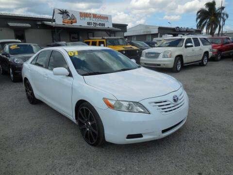 2007 Toyota Camry for sale at DMC Motors of Florida in Orlando FL