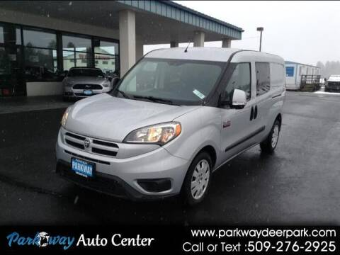 2017 RAM ProMaster City Cargo for sale at PARKWAY AUTO CENTER AND RV in Deer Park WA