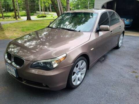 2006 BMW 5 Series for sale at Classic Car Deals in Cadillac MI