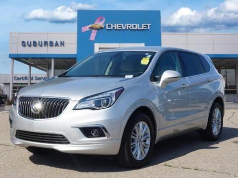 2018 Buick Envision for sale at Suburban Chevrolet of Ann Arbor in Ann Arbor MI