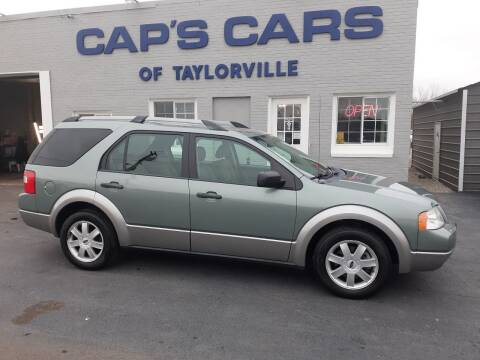 2006 Ford Freestyle for sale at Caps Cars Of Taylorville in Taylorville IL