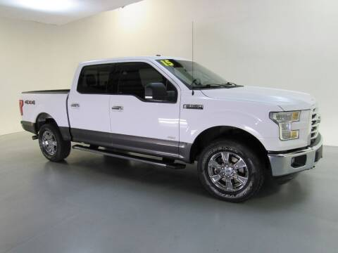 2015 Ford F-150 for sale at Salinausedcars.com in Salina KS