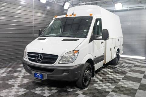 2012 Mercedes-Benz Sprinter Cab Chassis for sale at TRUST AUTO in Sykesville MD