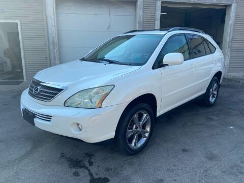 2006 Lexus RX 400h for sale at Global Auto Finance & Lease INC in Maywood IL