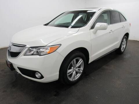 2013 Acura RDX for sale at Automotive Connection in Fairfield OH
