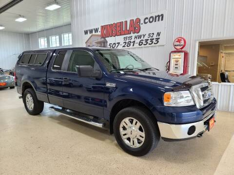 2008 Ford F-150 for sale at Kinsellas Auto Sales in Rochester MN