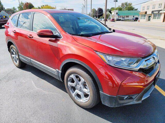 2019 Honda CR-V for sale at Frenchie's Chevrolet and Selects in Massena NY