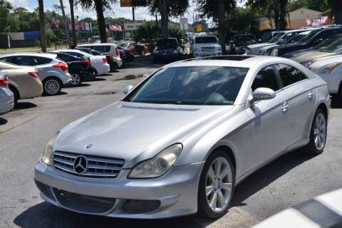 2008 Mercedes-Benz CLS for sale at Motor Car Concepts II - Kirkman Location in Orlando FL