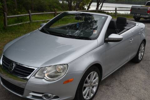 2009 Volkswagen Eos for sale at Car Bazaar in Pensacola FL