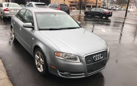 2006 Audi A4 for sale at European Motors in West Hartford CT
