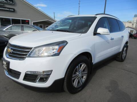 2016 Chevrolet Traverse for sale at Dam Auto Sales in Sioux City IA