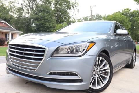 2015 Hyundai Genesis for sale at Cobb Luxury Cars in Marietta GA