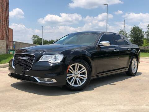2016 Chrysler 300 for sale at AUTO DIRECT in Houston TX