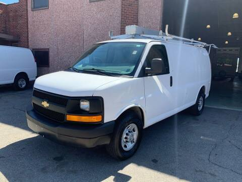 2014 Chevrolet Express Cargo for sale at JMAC IMPORT AND EXPORT STORAGE WAREHOUSE in Bloomfield NJ