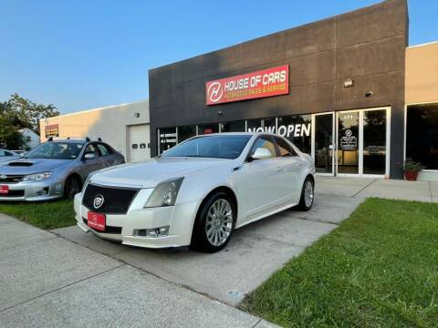 2011 Cadillac CTS for sale at HOUSE OF CARS CT in Meriden CT