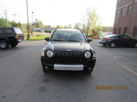 2007 Jeep Compass for sale at Heritage Truck and Auto Inc. in Londonderry NH
