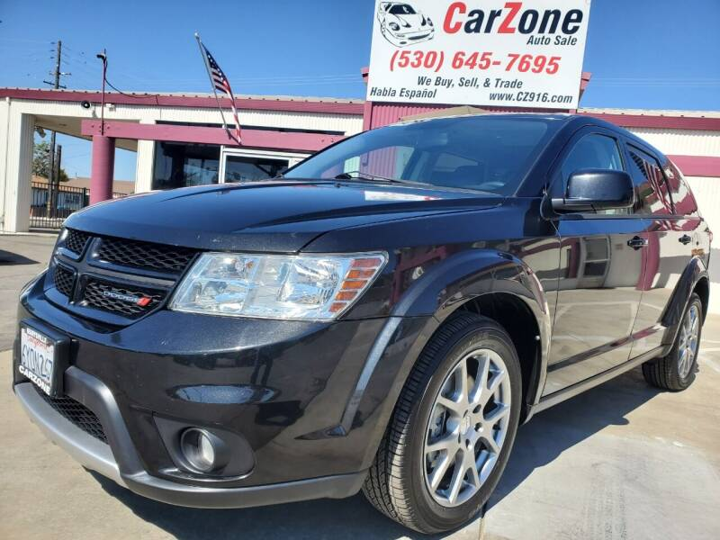 2013 Dodge Journey for sale at CarZone in Marysville CA