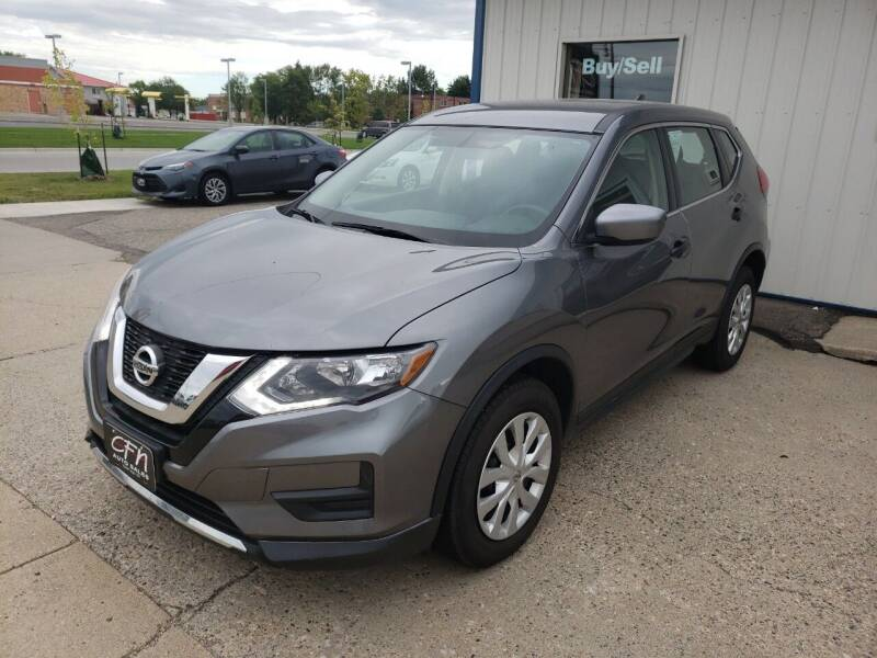 2017 Nissan Rogue for sale at CFN Auto Sales in West Fargo ND