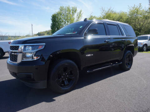 2018 Chevrolet Tahoe for sale at Stephens Auto Center of Beckley in Beckley WV