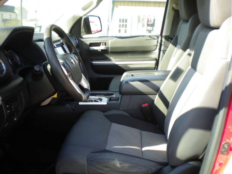 2015 Toyota Tundra 4x4 TRD Pro 4dr CrewMax Cab Pickup SB (5.7L V8) - Barnesville OH