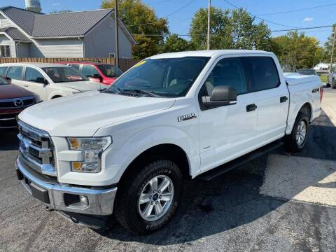 2015 Ford F-150 for sale at Huggins Auto Sales in Ottawa OH