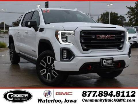 2022 GMC Sierra 1500 Limited for sale at Community Buick GMC in Waterloo IA