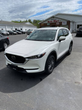 2019 Mazda CX-5 for sale at DANSVILLE AUTO MART INC in Dansville NY