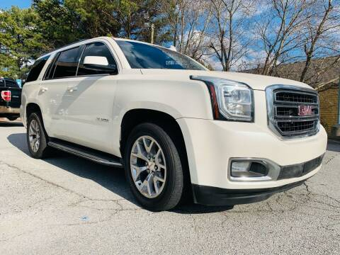 2015 GMC Yukon for sale at Classic Luxury Motors in Buford GA