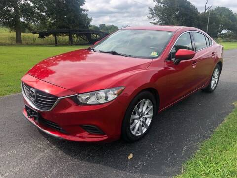 2014 Mazda MAZDA6 for sale at Champion Motorcars in Springdale AR